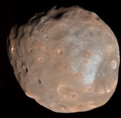 Mars moon Phobos:  Are Aliens From Another World Living Inside Phobos?