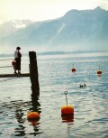 Vacation in Switzerland ~ Photos of Montreux, Swiss Alps and Lake Geneva