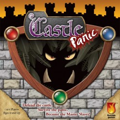 Castle Panic - A Fun Cooperative Strategy Game
