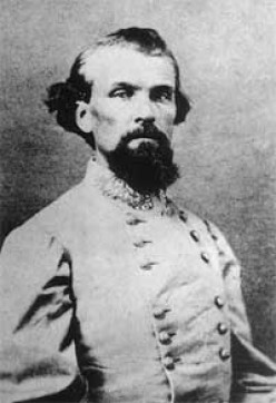 Little known facts about Nathan Bedford Forrest