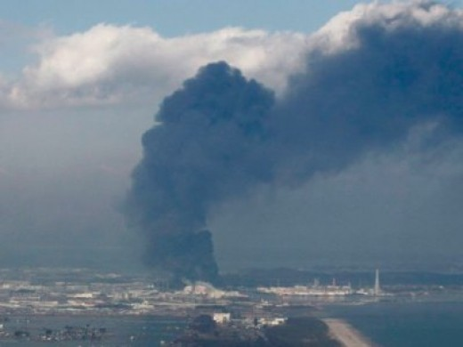 Though this photo is of a natural disaster in Japan, nonetheless, it still is a good indication of the kind of chaos that ensues after any disaster, natural or man made.