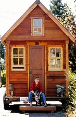The Tiny House Movement: How Jay Shafer & Dee Williams Built Tiny Houses by Hand and Started a Revolution