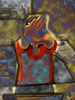 karen's denial from zen Source: flickr.com