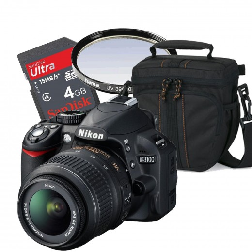 This is the NIKON D3100 pic. The Nikon D3100 earned accolades from the CEA for its engineering qualities, aesthetics, and unique features like a simple graphical user interface. It's a pretty big honor for the company.