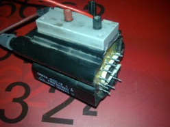 How To Convert 12Volt DC Into Thousands Of Volts Using A TV Flyback Transformer