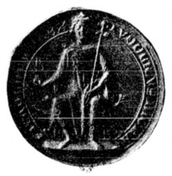 Seal of King Louis IX