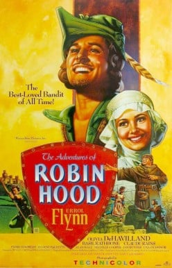 The Adventures of Robin Hood (1938) - Illustrated Reference