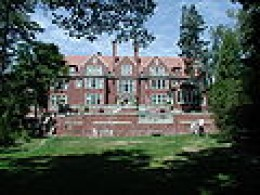 Glensheen Mansion. The owners of this mansion were murdered. It has been available for tours and is quite well known.