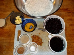 Ingredients Required to Make Barmbrack