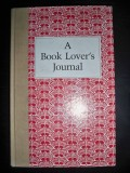 How (and Why) to Keep a Book Lover's Journal