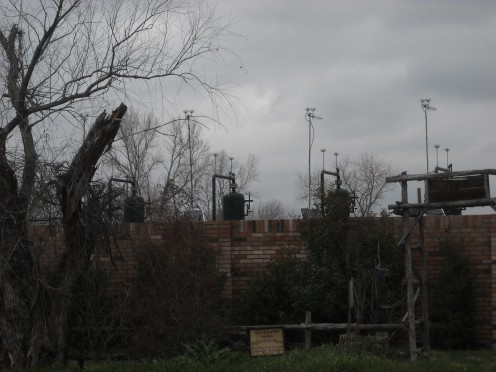 Fracking Operation at Pappy Elkins Park