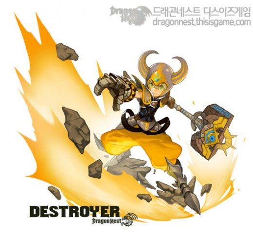 Dragon Nest Destroyer