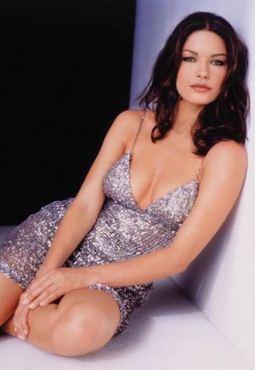 catherine zeta jones hot. Catherine Zeta Jones HOT