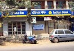 Indian  Bank  takes  the least care in posting armed guards to heavy cash branches
