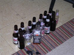 Teen Drinking: the Realities of Substance Abuse, Alcoholism and Drug Use