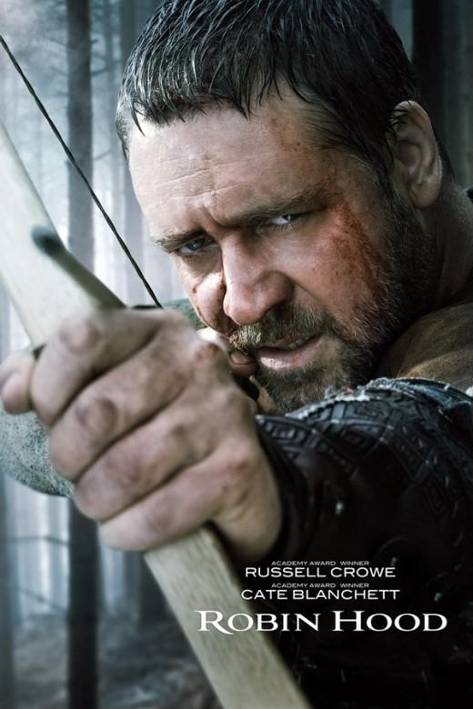 Robin Hood (2010) poster