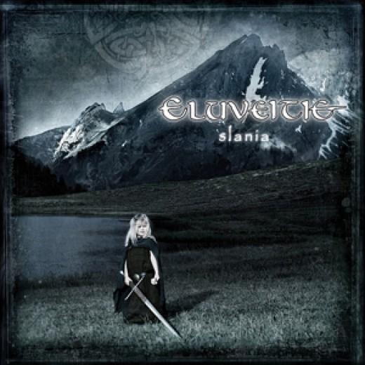 "The album cover for Eluveitie's ""Slania""."