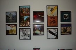 "My finished ""Wall of Rock""!!"