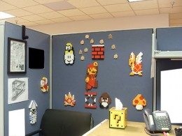 Decorate your office with something fun