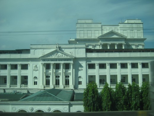La Salle University @ Quirino station