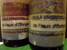 pure orange blossom essential oil
