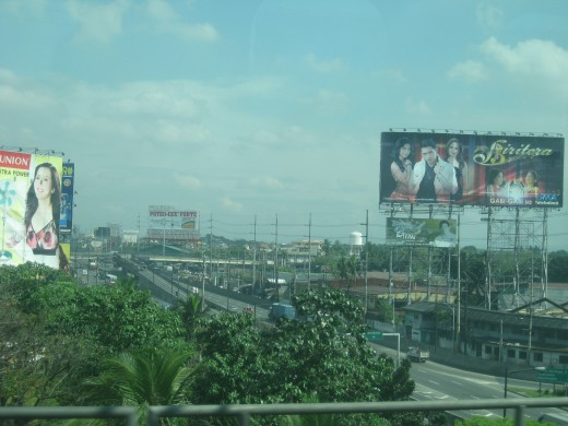 To EDSA avenue, Caloocan City via Balintawak LRT station