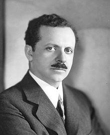 Edward Louis Bernays pioneer of the modern Public Relations Industry