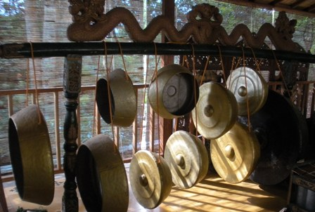 Traditional music instrument of Indonesia