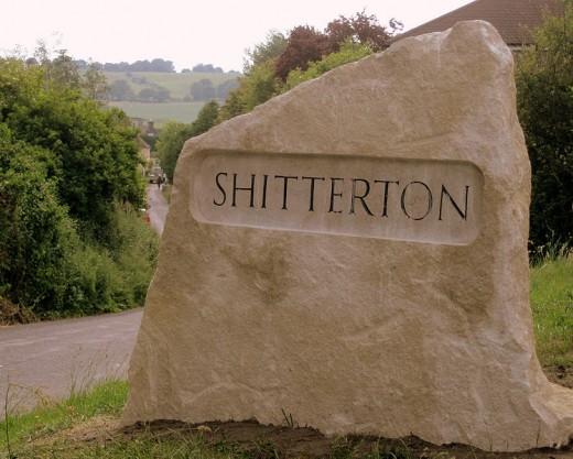Shitterton, Dorset England