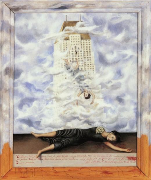 El Suicidio de Dorothy Hale, 1938-39.
