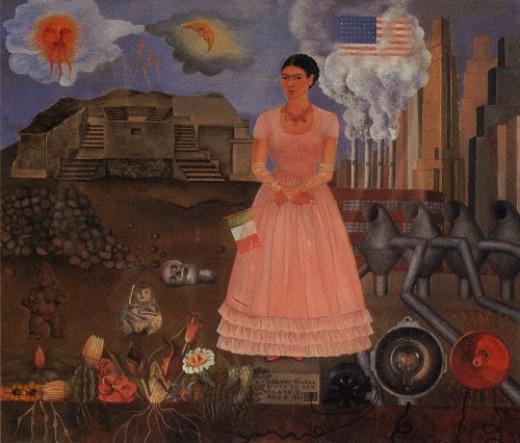 En la Frontera Entre Mexico y los Estados Unidos, 1932.