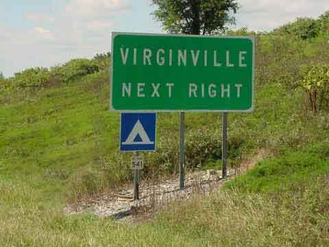 Virginville, Pennsylvania