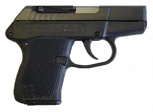 Kel-Tec P-3AT .380 pistol