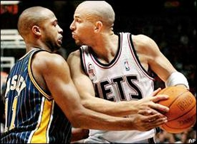 It's nice to know professional basketball players can feel such affection for each other.