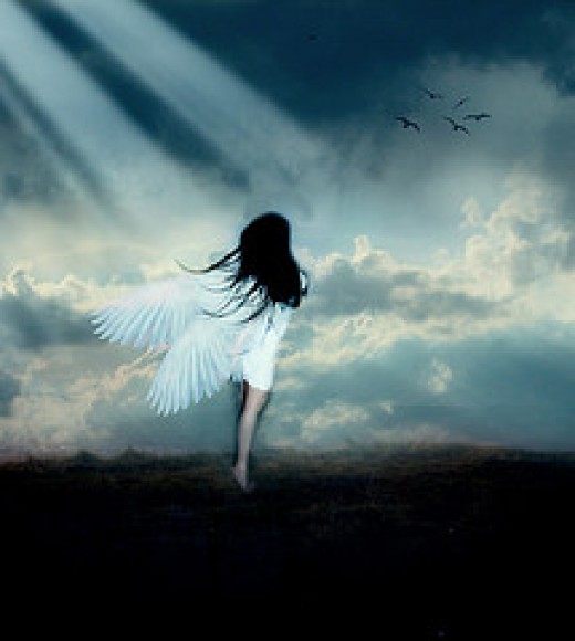 My Angel from JessicaOssa (Camino Studios) Source: flickr.com