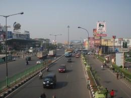 Downtown   Bekasi.