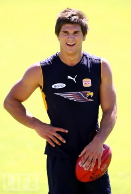 Koby Stevens has impressed West Coast fans during the 2011/2012 off-season