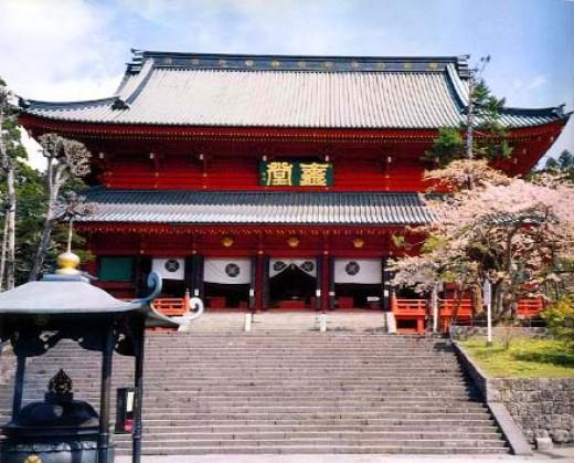 Rinnojin Temple