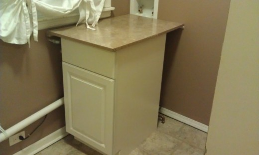lower stock cabinet