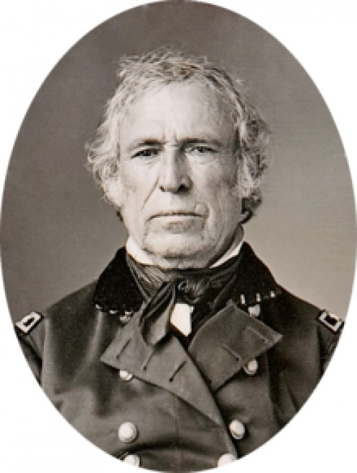 Zachary Taylor was a ISTP