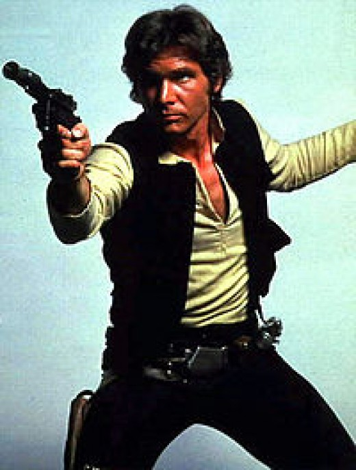 Han Solo is a ISTP