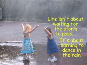 Innocent Rain Dance