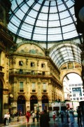 Milan in a Day ~ Sightseeing ~ Self Guided Walking Tour with Photos