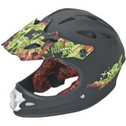 Bell X mountain bike helmet.