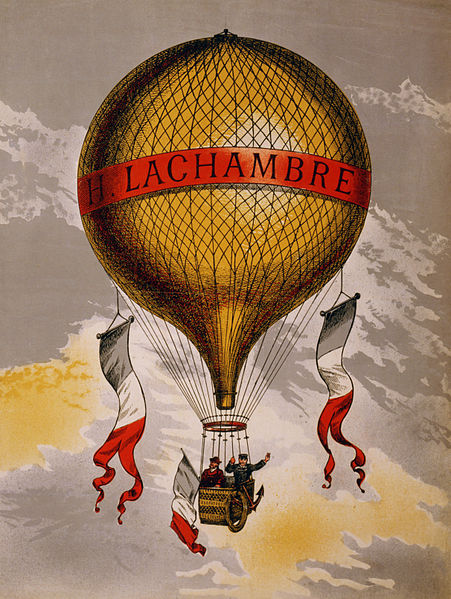 Lachambre balloon