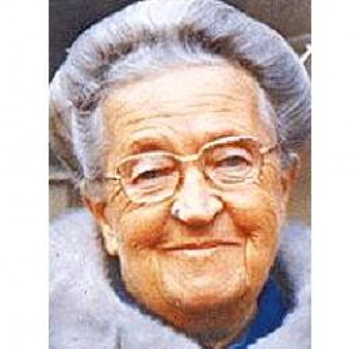 Corrie Ten Boom - The woman who went around the World preaching forgiveness in the name of Jesus and lived it by forgiving her Nazi Captors