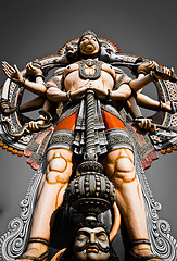 Idol of strength and courage from RohithRao Source: flickr.com
