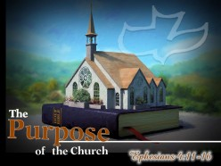 The church existence and its purpose