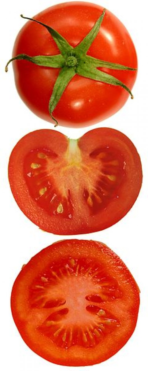 Tomatoes contain lycopene which helps fight Prostate Cancer