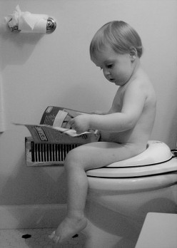 Why Won't My Toddler Poop in the Potty?
